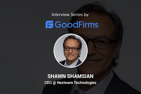 Shawn Shamsian Goodfirms interview