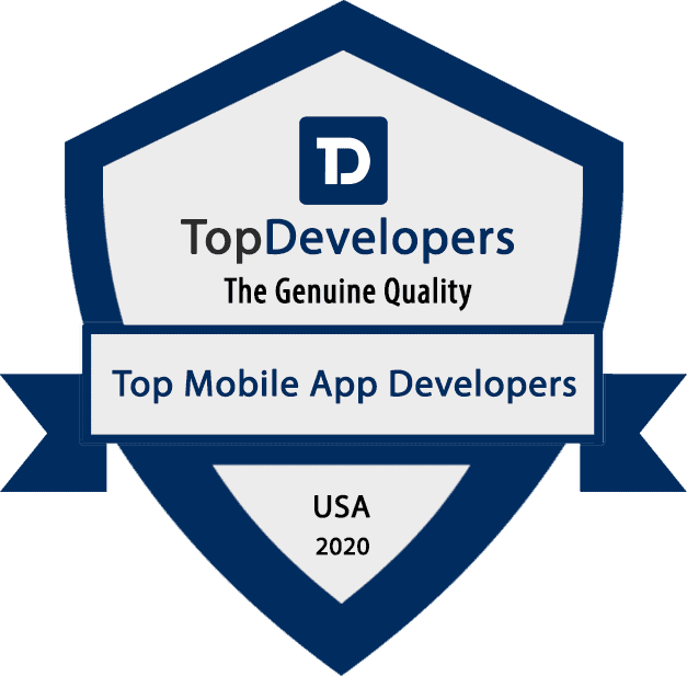 Top Mobile app developer - USA - 2020