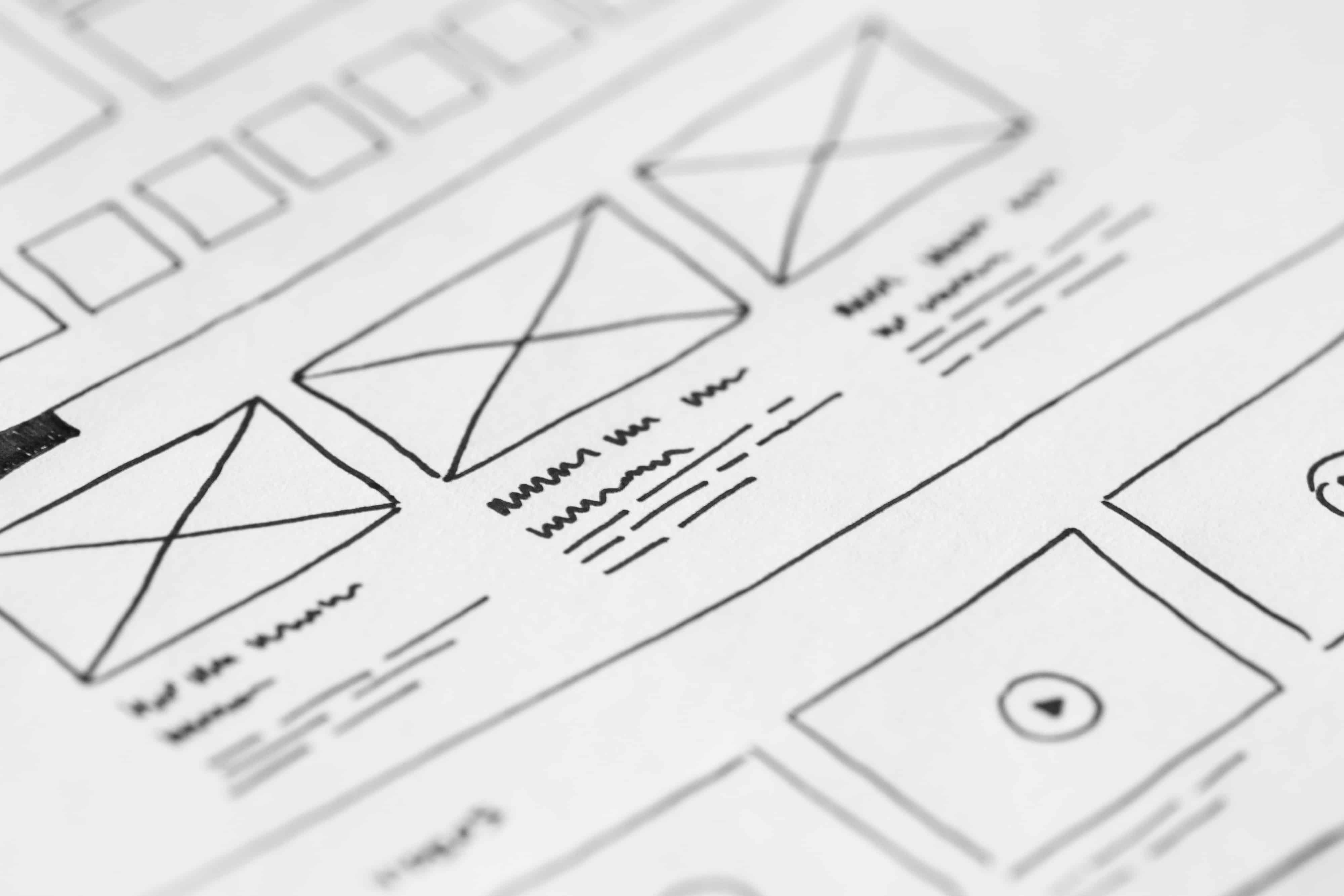 Wire frame design service